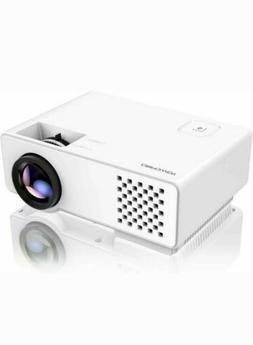DBPOWER RD-810 Mini LED Video Projector