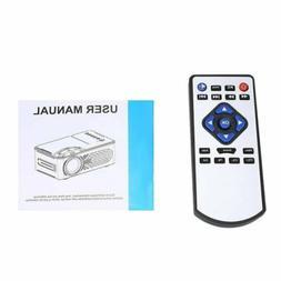 RD - 814 1080P Portable LED Mini Projector Multimedia for Ph
