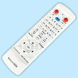 TeKswamp Remote Control for ViewSonic PJD5134 Projector New