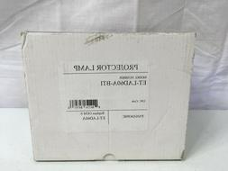 Replacement Lamp for Panasonic PT-D5000, PT-D6000, PT-DW530,
