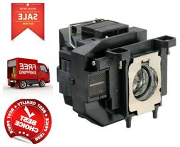 Replacement Lamp for Epson Projector Lamp with Housing ELPLP