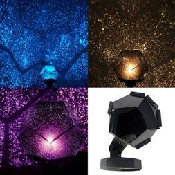 DIY Romantic Astro Planetarium Star Celestial Projector Cosm
