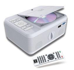 RCA RPJ140 Bluetooth Home Theater Projector with Built-in DV