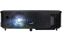 Optoma S341 3500 Lumens SVGA 3D DLP Projector with Superior