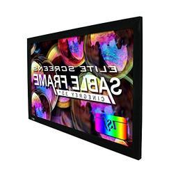 Elite Screens SableFrame ER120DHD3 Fixed Frame Projection Sc