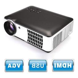 Smart Full HD Video Projector LED Android WiFi Home Theater