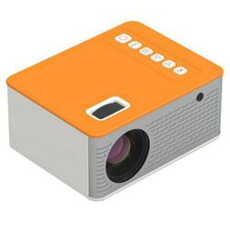 Smart LED Mini Projector WiFi Bluetooth Portable 1080P Home