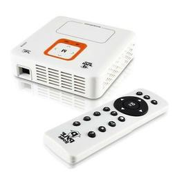Pyle Smart Mini Pocket Portable Projector with Built-In Andr