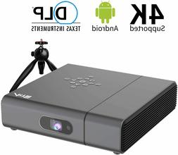 Artlii Venus 1080P Projector  DLP Mini Portable 4K DLP HD Wi
