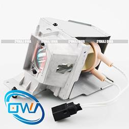 AWO SP.8VH01GC01 BL-FP190E SP.73701GC01 Projector Replacemen