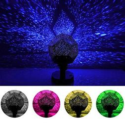 eBought Star Night Light Projector, DIY Sky Projection Night