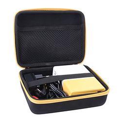Storage Hard Case for Portable Mini Projector fits Artlii De