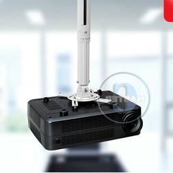 TILT SWIVEL DLP LCD LED PROJECTOR CEILING WALL POLE MOUNT NE