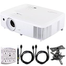 Optoma Ultra Home Cinema Projector w/ DarbeeVision Enhanced