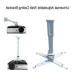 Universal Projector Ceiling Mount Bracket Extendable 44lbs F