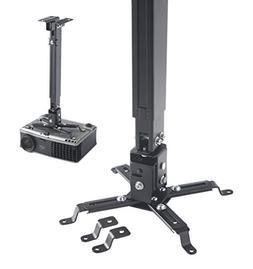 VonHaus Universal Adjustable Ceiling Projector Mount, Height