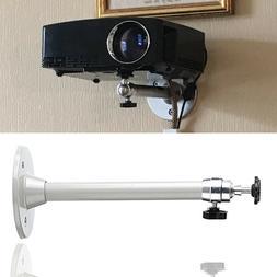 Universal 21.5cm Projector Ceiling Wall Mount Bracket Alumin