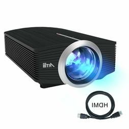Video Projector Artlii Portable Smartphone Projector with 13