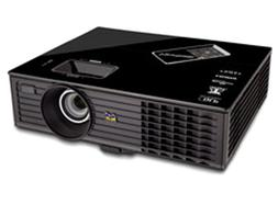 View Sonic PJD6553W 1080p Front Projector, 300 Inches - Blac