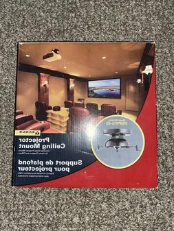 Sanus VMPR1b Visionmount Projector Ceiling Mount Universal N