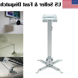 Wall Ceiling Projector Bracket LCD DLP Mount Hanger Stand Ho