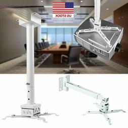 Wall Ceiling Projector Bracket Mini LCD DLP Mount Hanger Sta