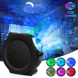 Wifi Smart Romantic Starry Light Galaxy Night Sky Projector