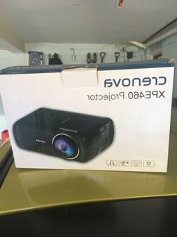 xpe460 video projector with 180 display