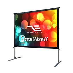 Elite Screens Yard Master 2, 100 inch Outdoor Projector Scre