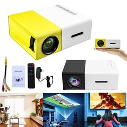 YG300 Led Mini Projector High Resolution Ultra Portable HD 1