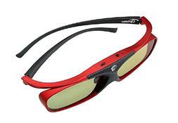 Optoma Zd302 Zd302 Dlp Link Active Shutter 3d Glasses