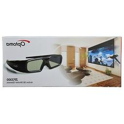 Optoma ZF2300 Active 3D Shutter Glasses for 3D Projector wit